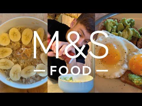 marksandspencer.com & Marks and Spencer Promo Code video: Tom Daley's breakfast faves | M&S FOOD