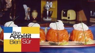 Recettes de cuisine : Bon Appétit Bien Sûr Saumon aux endives en vidéo