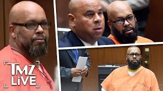 Suge Knight Gives Terrifying Death Glare In Court | TMZ Live