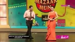 Mazak Mazak Main | Zafari Khan's Comedy Makes Sohaib Akhtar Uncontrollable Laughter