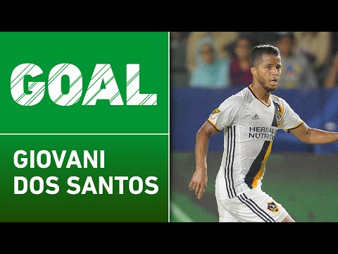 GOAL: Giovani dos Santos ices the game with a chip
