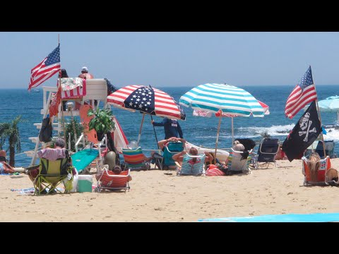 Public health officials are pleading with Americans to celebrate 4th of July at home