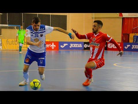 Futbol Emotion Zaragoza - Jimbee Cartagena Jornada 18 Temp 19-20