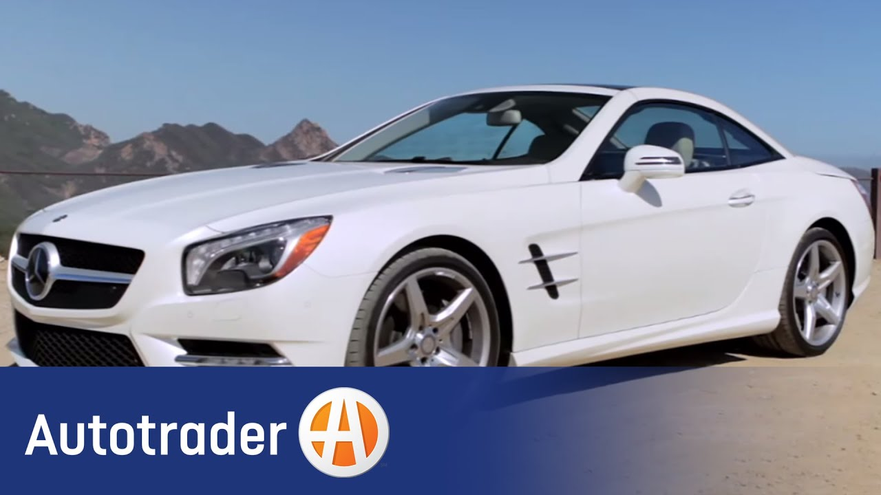 Autotrader Used Cars >> 2013 Mercedes-Benz SL550 - Convertible | New Car Review | AutoTrader.com - YouTube