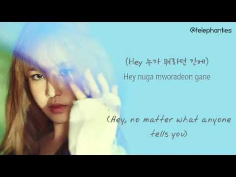 Jimin Park (박지민) - YOUNG해/20 (feat. Young K) [ENG/HAN/ROM LYRICS]