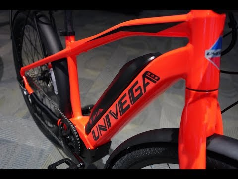 New Panasonic eBike System on Univega & Van Dessel Bikes  | Electric Bike Report