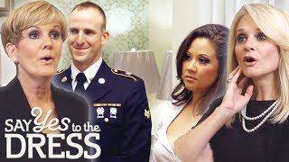 Bride Is Getting Married In 5 Hours And Still Doesn't Have A Dress!   Say Yes To The Dress Atlanta