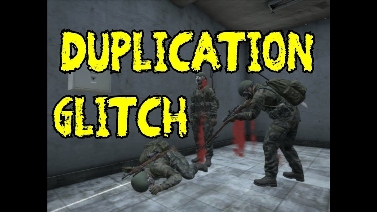 Dayz epoch how to dupe
