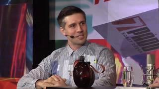 7 pádů HD: Jan Čapek (14. 11. 2017, Malostranská beseda)
