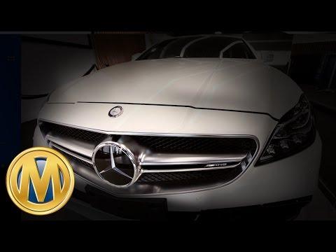 2015 Mercedes-Benz Cls-class CLS 63 AMG S 4D Coupé
