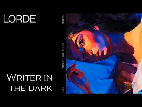Lorde - Writer In The Dark 3D Version (Use earphones for better experience)