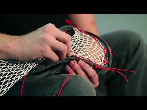 Stringing a Stallion 700 with Knot Mesh