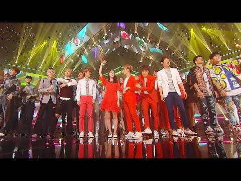 《Special Stage》 FINAL Ultra Dance Festival(UDF) @인기가요 Inkigayo 20160731