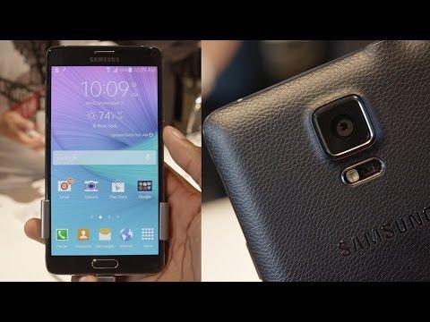 Baixar Samsung Galaxy Note 4 Impressions!
