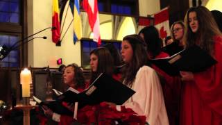 Service of Nine Lessons and Carols at Bishop's College School [HD]
