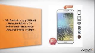 Samsung - Galaxy E7 - Jumia Maroc -