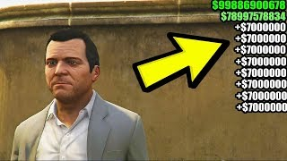 GTA 5 Money Glitch Story Mode Offline 100% Works (GTA 5 Unlimited Money)