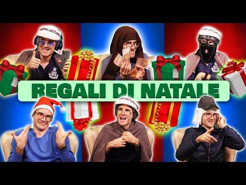 UNBOXING FOLLE REGALI DI NATALE! GADGET  …