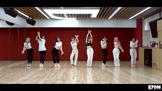 TWICE - Feel Special Dance Practice (Mirrored)