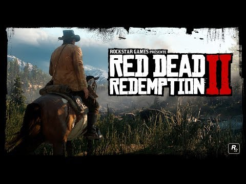 Red Dead Redemption 2 : bande-annonce officielle #2 - YouTube