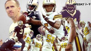 New Orleans Saints 2019 Highlights (Weeks 1-4)  |