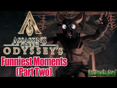Assassin's Creed Odyssey's Funniest Moments (Part 2 of 4)