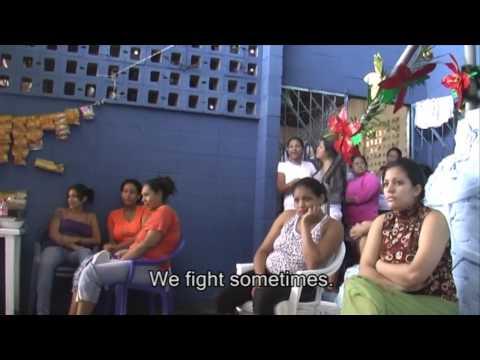 Behind bars in El Salvador