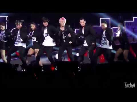 140524 XIA 김준수 ジュンス in OSAKA _ turn it up (remix)