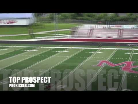 Mark Shafer, Kickoffs, Ray Guy Prokicker.com Top Prospect Camp 2016