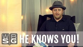 Day 8: Jesus knows you. | Justin Paul