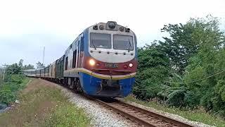 (Trains in Vietnam 2019) - Những đoàn tàu lửa Việt Nam đi về thật đẹp