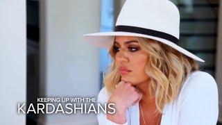 KUWTK | Khloé Kardashian's Peace Offering to Blac Chyna | E!