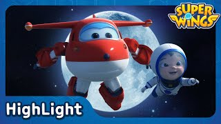 Blast Off! | SuperWings Highlight | S1 EP35