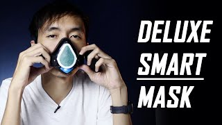 Deluxe Smart Mask - Unboxing & Review: is it really Smart?