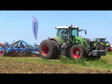 Lemken Solitair 12, Karat 9 performance in sowing