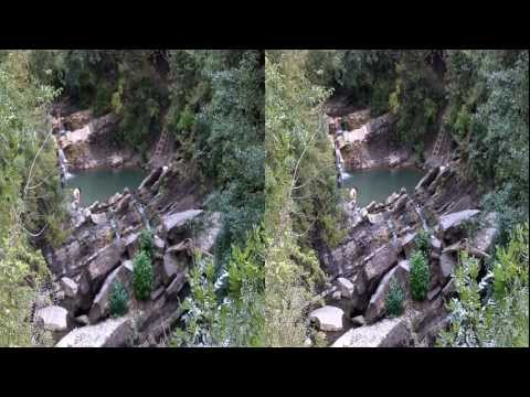 Река Жане в 3D. River Jeane.