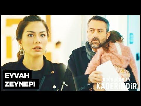Ekrem ve Zeynep Aynı Hastanede!  | Doğduğun Ev Kaderindir 7. Bölüm