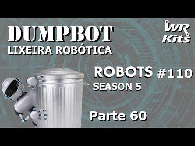 SENSOR FRONTAL - HARDWARE (DumpBot 60/x) | Robots #110