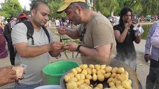 Delhi Ka Famous Ram Laddu | Besides India Gate Delhi | Street Food India