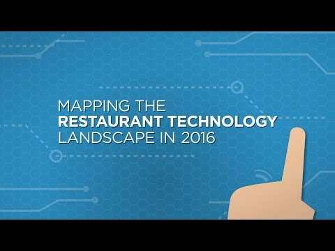 Tech in the Restaurant Industry