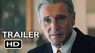 The Silent Man First Look Trailer (2017) Liam Neeson Biography Drama Movie HD