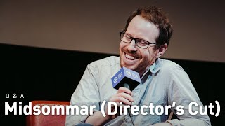 Ari Aster Discusses the Director's Cut of Midsommar | Scary Movies XII