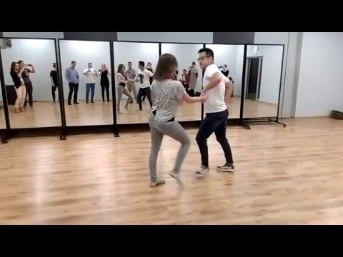 Beata Rutkowska & Quoc Nguyen - salsa s-open level
