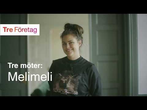 Tre möter Melimeli | Tre Företag