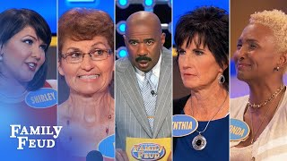 TOP 5 MOMENTS FROM APRIL 2018! | Family Feud