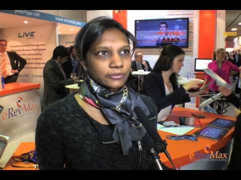 Team eRevMax at ITB Berlin 2015