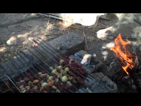 A Fine BBQ in Syria