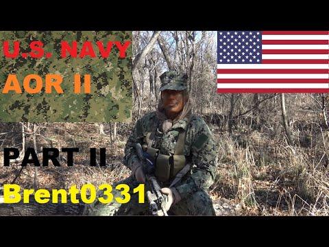 AOR II Camouflage Effectiveness PART II