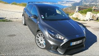 Taking the Ford Focus RS for a Joy Ride w/ Worldsupercars