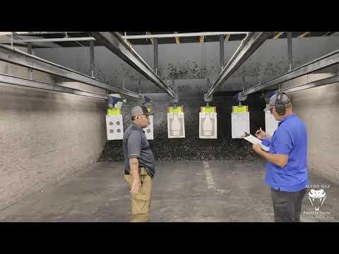 Rangemaster Core Skills Test